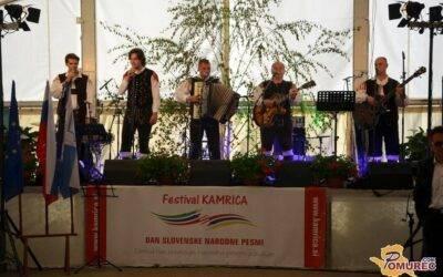 Na Razkrižju zazvenele slovenske narodne pesmi