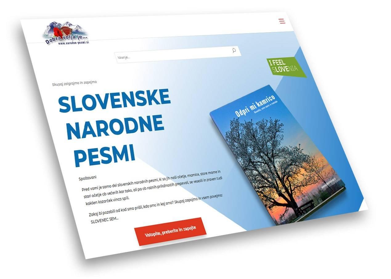 Nova spletna stran
