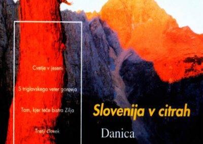 Slovenija v citrah, Danica Butinar